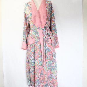 Victoria's Secret Vintage Robe Small VS Long